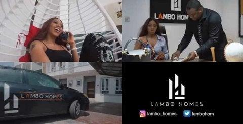 Mercy Eke launches real estate company, Lambo Homes