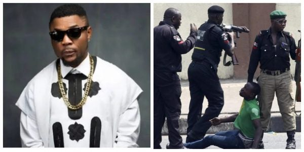 Oritsefemi chastised for endorsing Police brutality