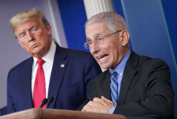 COVID-19: US deaths under-reported as Fauci warns against reopening too soon