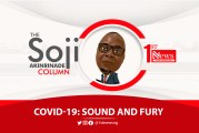 COVID-19: Sound and Fury - Soji Akinrinade