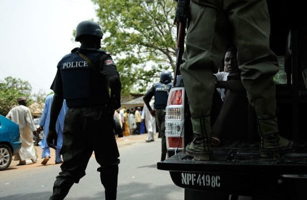 Police launch manhunt for youths as lunatic kills motorcyclist