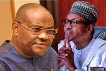 Presidency reveals why Buhari chose to ignore insults from Fayose, Wike