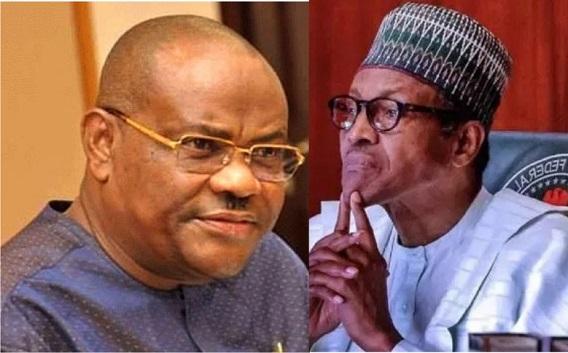 Rivers State Wike and Buhari
