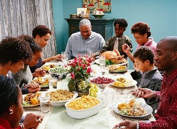 Why family dinners prove to be so important