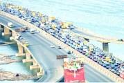 Third Mainland Bridge: Lagos motorists groan as repairs increase lost man-hours