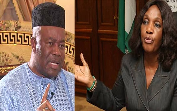 Akpabio, Nunieh at loggerheads over NDDC's unaccounted N40bn