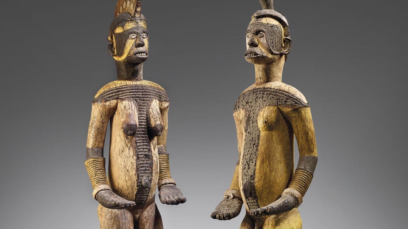 Nigerian artefacts, allegedly stolen, sold for $239,000 in Paris auction