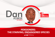 Pensioners: The starving, endangered species - Dan Agbese