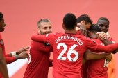 Greenwood double as Man Utd put five past Bournemouth