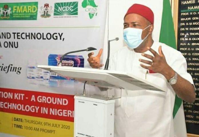 Nigeria develops COVID-19 testing kit