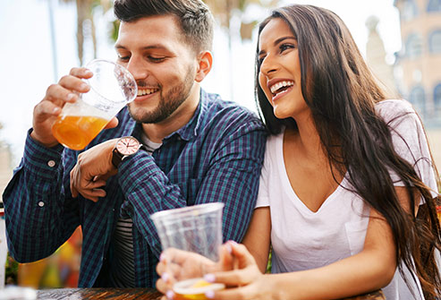 Alcohol: How it can affect your skin