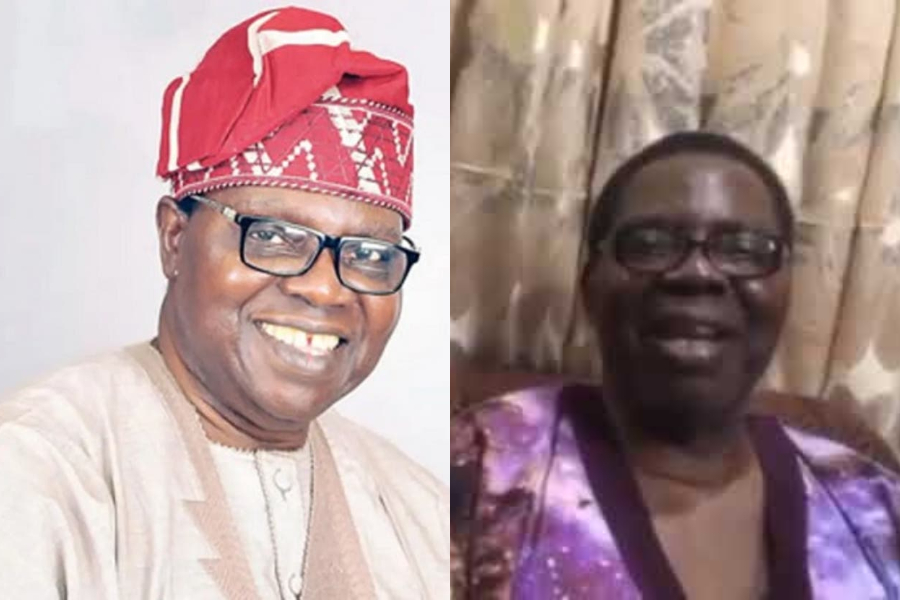 Ebenezer Obey hints on getting married again