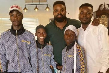 Ikorodu Bois stunned by Netflix with film production equipment