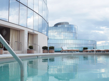 Revel Resorts Review: Spa & Pools (3/4)