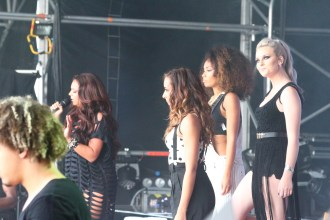 12 - Little Mix show in York