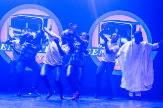 9 - Wakaa The Musical In The Shaw Theatre