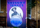 10 - Gregory Isaacs blue badge