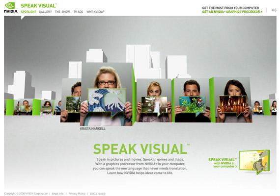nvidia-speak-visual-creative-flash-webdesign-inspiration