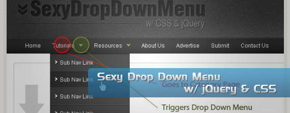 sexy-jquery-drop-down-multi-level-menu-navigation