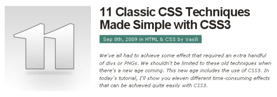 11-simple-css3-useful-webdev-webdesign-resources