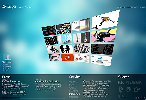 the-morph-3d-flash-inspiration-webdesign