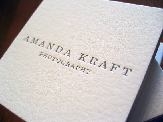 creative minimal business card design inspiration amanda-minimal-business-cards
