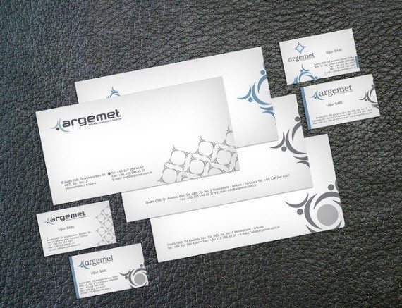creative minimal business card design inspiration argement-minimal-business-cards