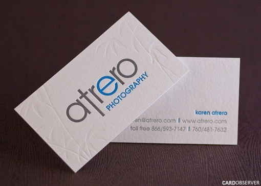 creative minimal business card design inspiration atrero-minimal-business-cards