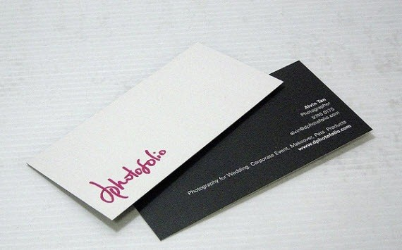 creative minimal business card design inspiration dphotofolio-minimal-business-cards