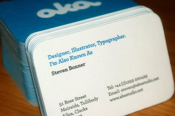 creative minimal business card design inspiration steven-minimal-business-cards