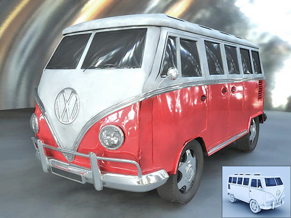 Volkswagen_Microbus_by_TomerM