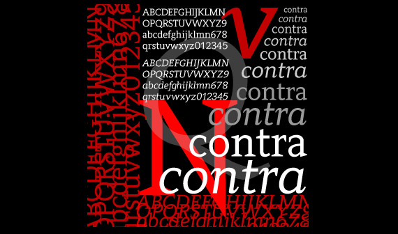 contra-free-high-quality-font-web-design