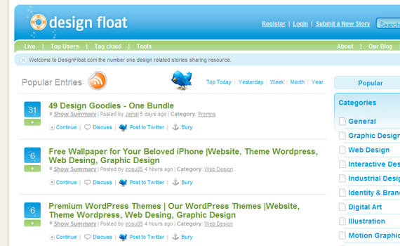 Float-sites-submit-web-design-tutorials
