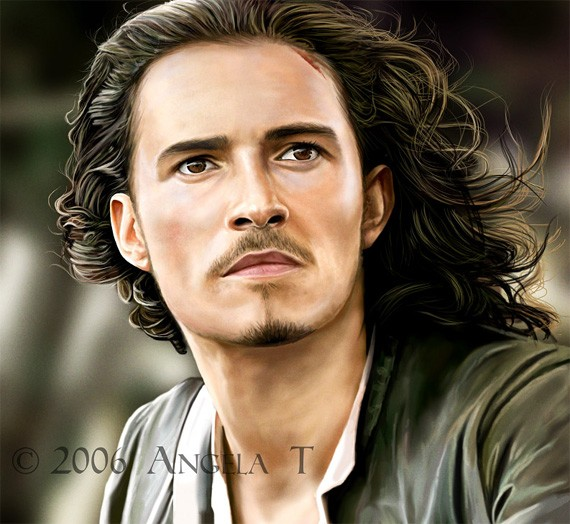 Will Turner by Angela-T