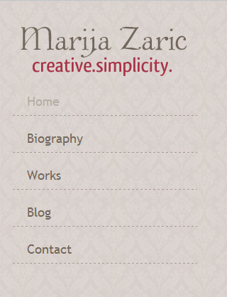Marijazaric-2-responsive-web-design-showcase