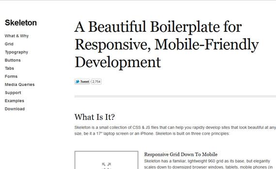 Skeleton-responsive-web-design-showcase