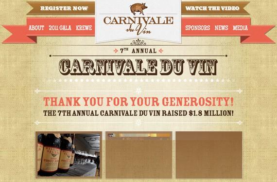 Carnivale du vin