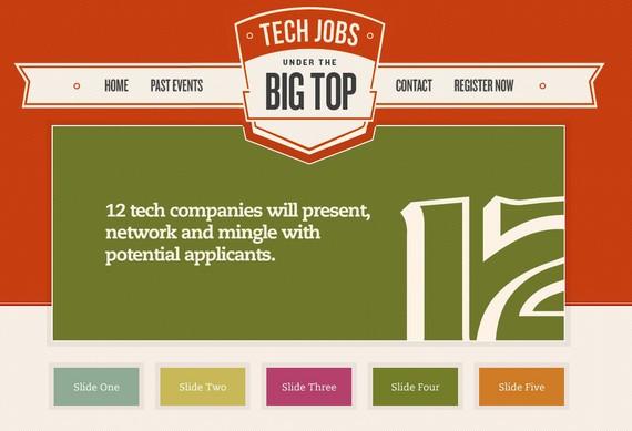 Tech jobs under
