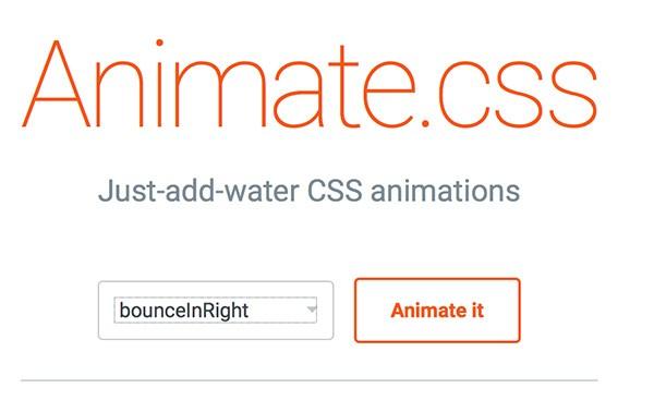 Animate_css