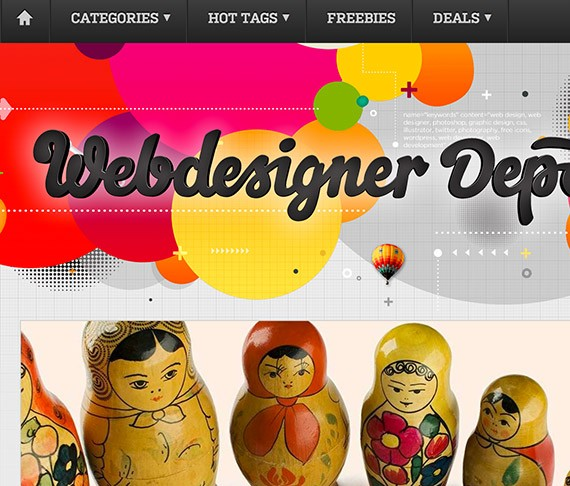 Webdesignerdepot web design blog top blogs follow