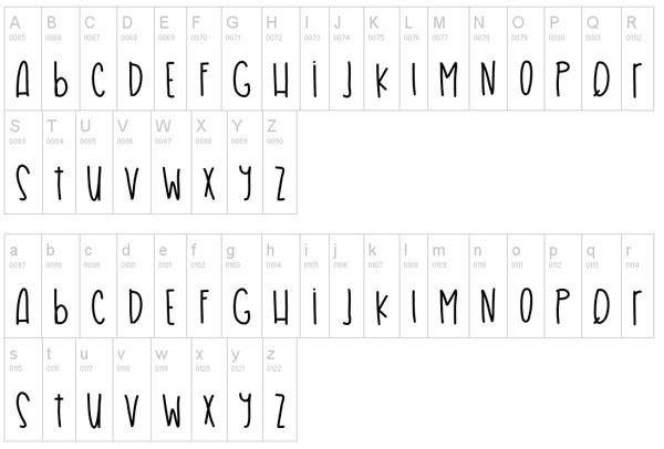 Free-Font-76