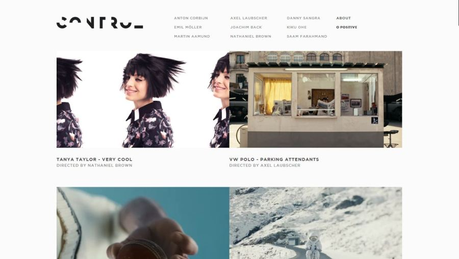 clean web design inspiration 9