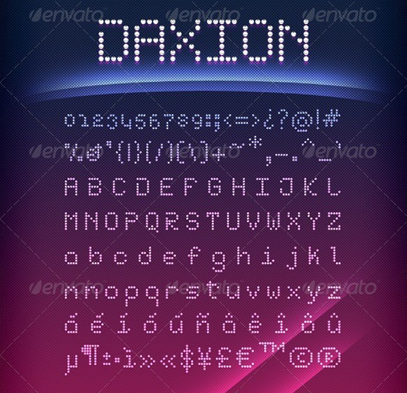 Daxion Dotted