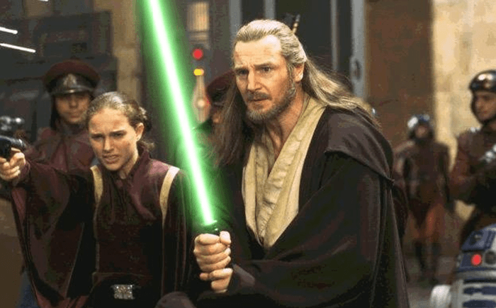 How to create Lightsaber effects