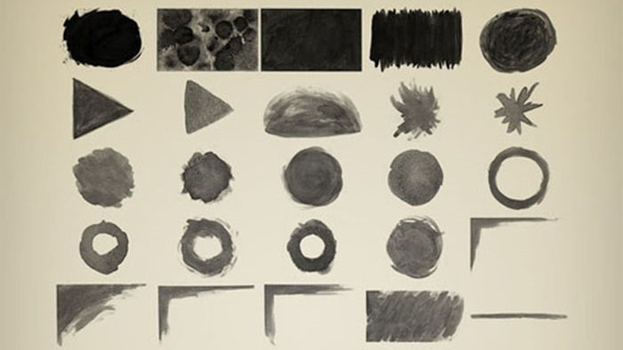 Watercolor Texture Brushes