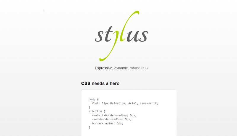 FireShot Screen Capture #022 - 'Stylus — expressive, robust, feature-rich CSS preprocessor' - learnboost_github_io_stylus