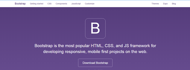 FireShot Screen Capture #033 - 'Bootstrap · The world's most popular mobile-first and responsive front-end framework_' - getbootstrap_com