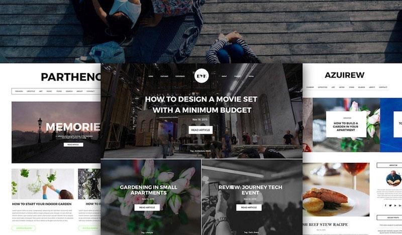 Dyk - Blog User Interface Kit