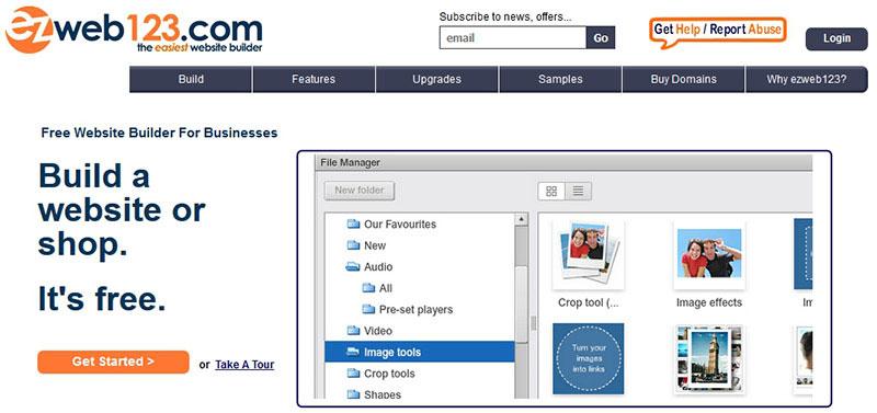 ezweb123-website-builder