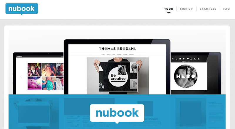 nubook-website-builder